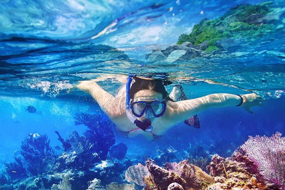 Snorkeling Puerto Aventuras