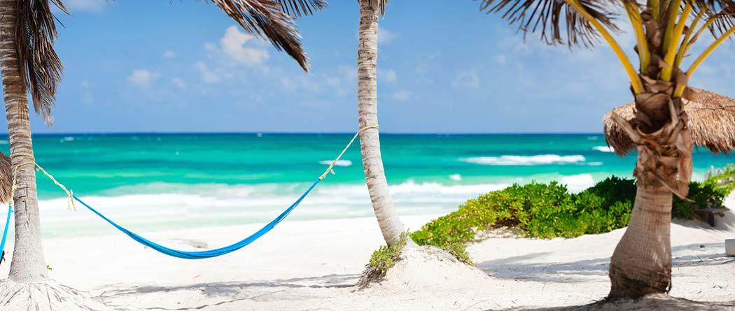 Riviera Maya hidden beaches