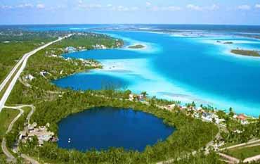Bacalar Cenote Azul
