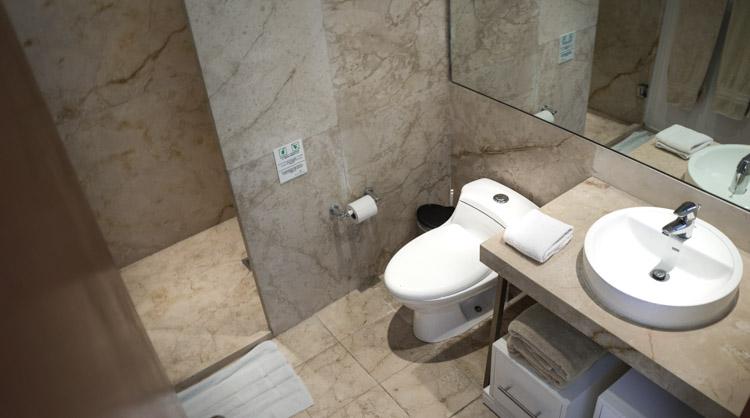 Magia Playa Bathroom