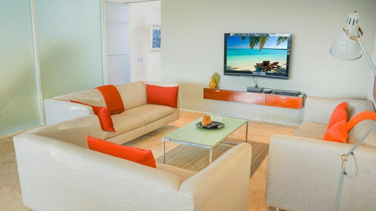 Magia Playa Living Room