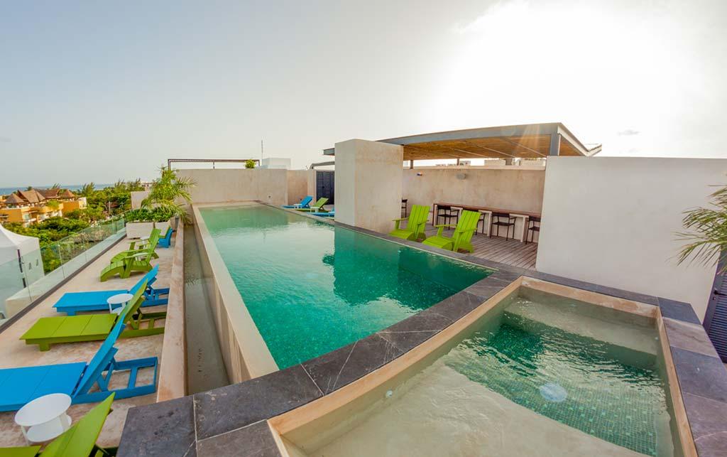 Happy Address Vacation Rental Playa del Carmen Mexico