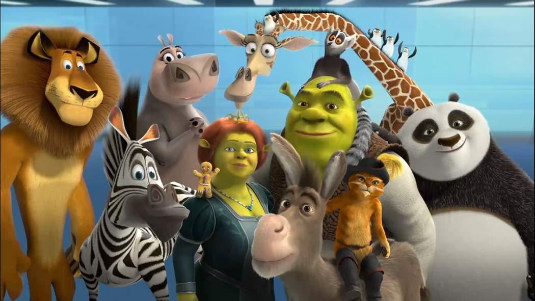 DreamWorks Theme Park Riviera Maya
