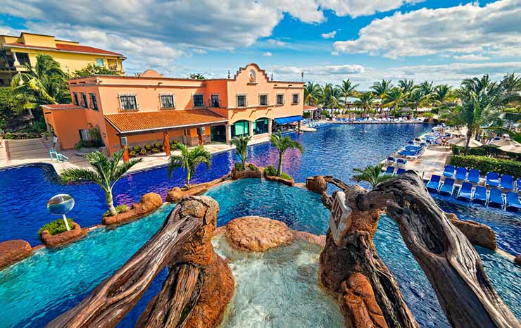 Riviera Maya Family Friendly Pools