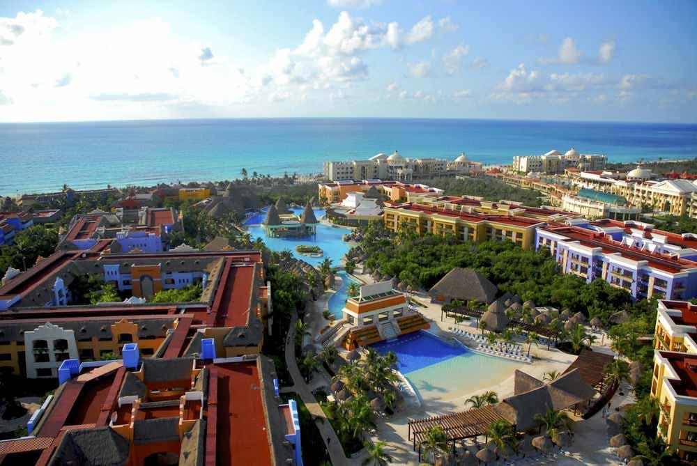 Iberostar Paraiso Resorts Riviera Maya