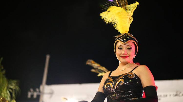 Festival Performer Tulum