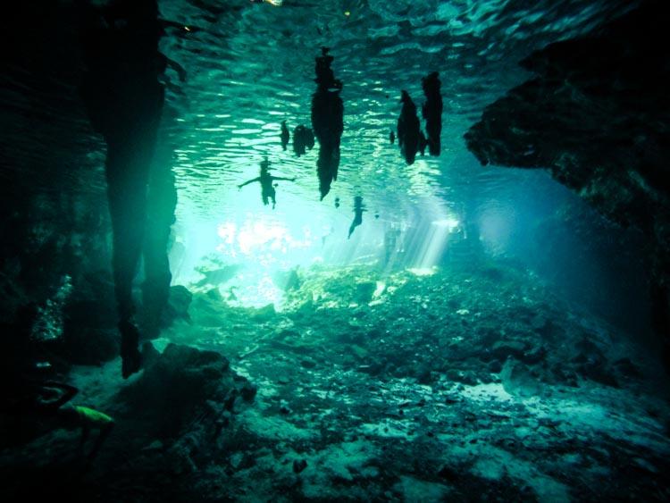 Tulum Cenote