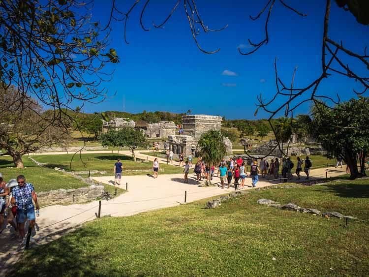 Tulum Ruins Tour