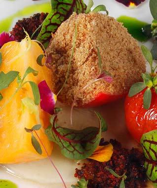 Nactar Restaurant in Merida