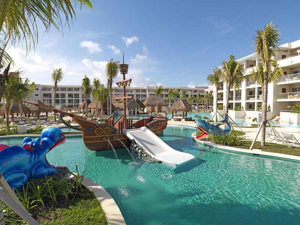 Paradisus Playa del Carmen La Esmeralda Resort