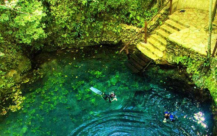 Ruta de los Cenotes Yucatan Peninsula