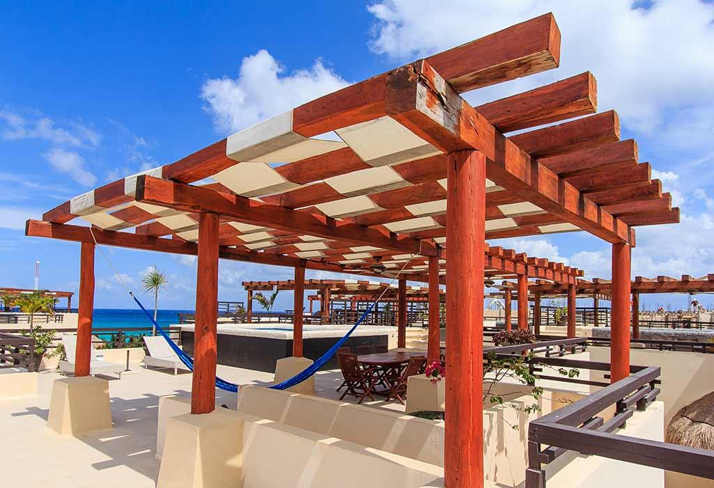 Moskito condo rental Aldea Thai in Playa del Carmen