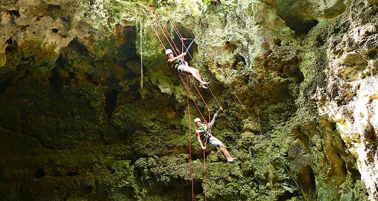 Cenote Zipline
