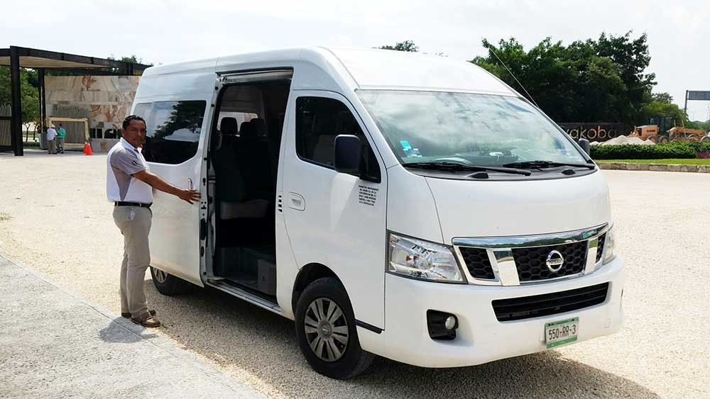Private Transportation to Playa del Carmen