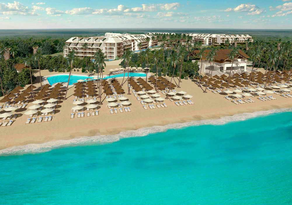 Ocean Riviera Paradise Resort Rivera Maya new for 2017