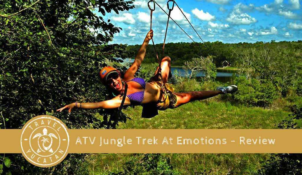 Emotions Park Tour Review near Playa del Carmen