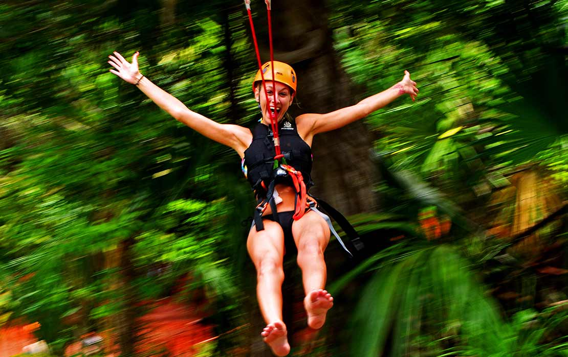 ATV, Zipline Jungle Trek At Emotions Park Near Playa del Carmen - Review