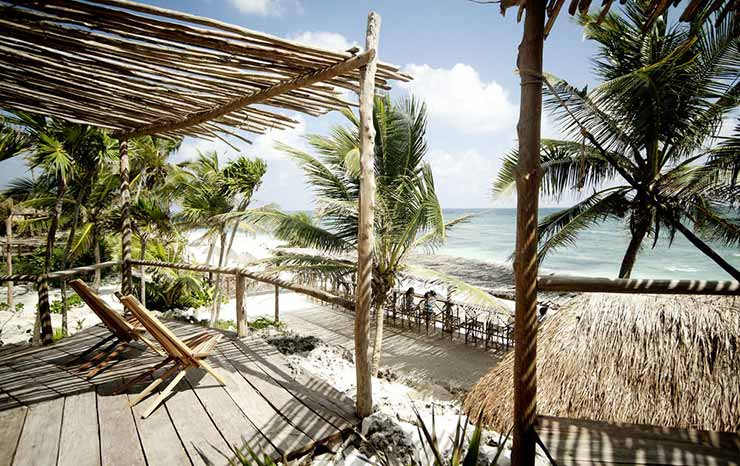 Eco Friendly Tulum Hotels