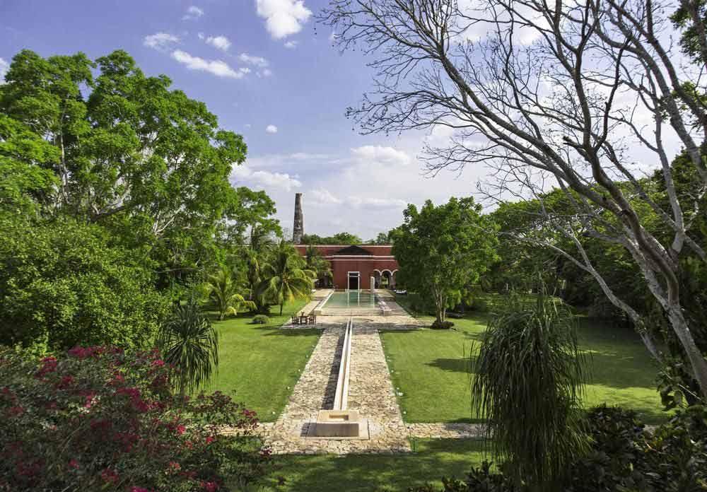 Hacienda Temozon near Merida Mexico