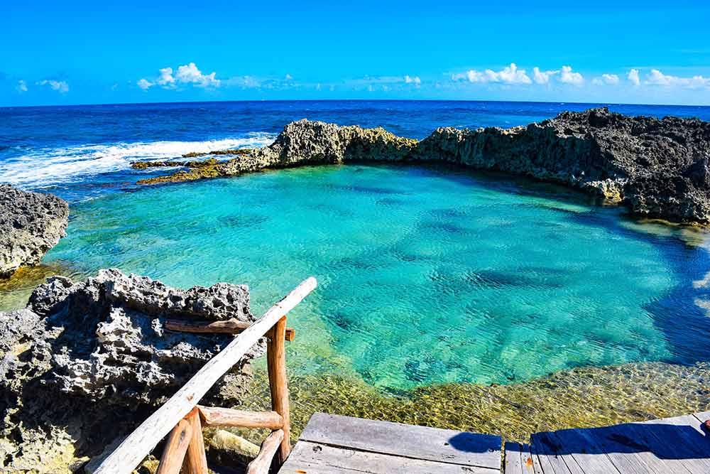 Isla Mujeres Mexico ocean
