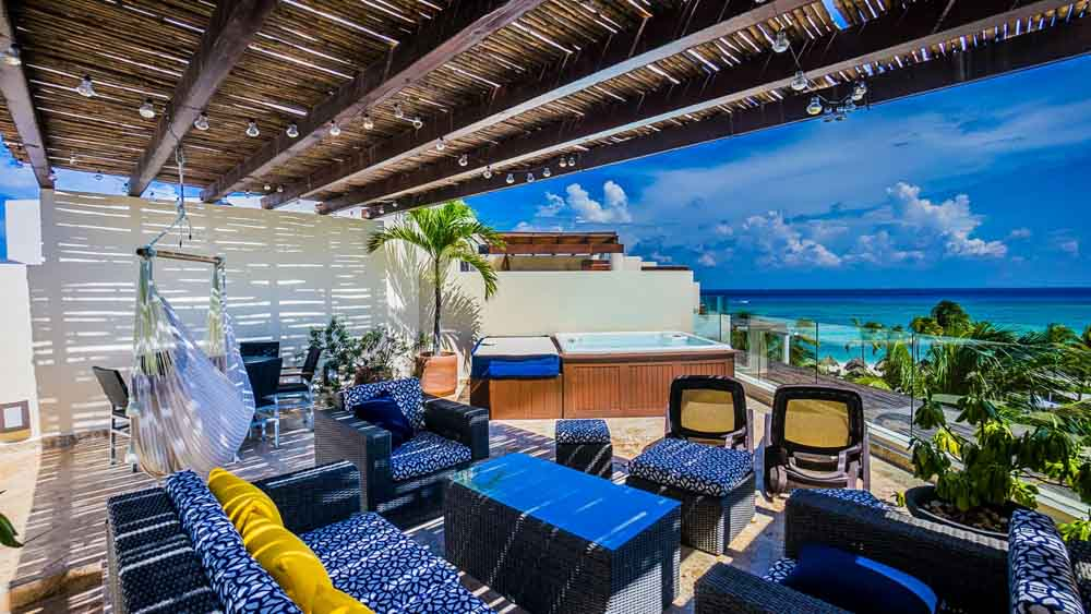 Elements penthouse for sale in Playa del Carmen